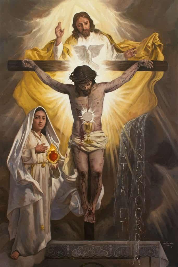 María Corredentora: Dios hace lo que quiere