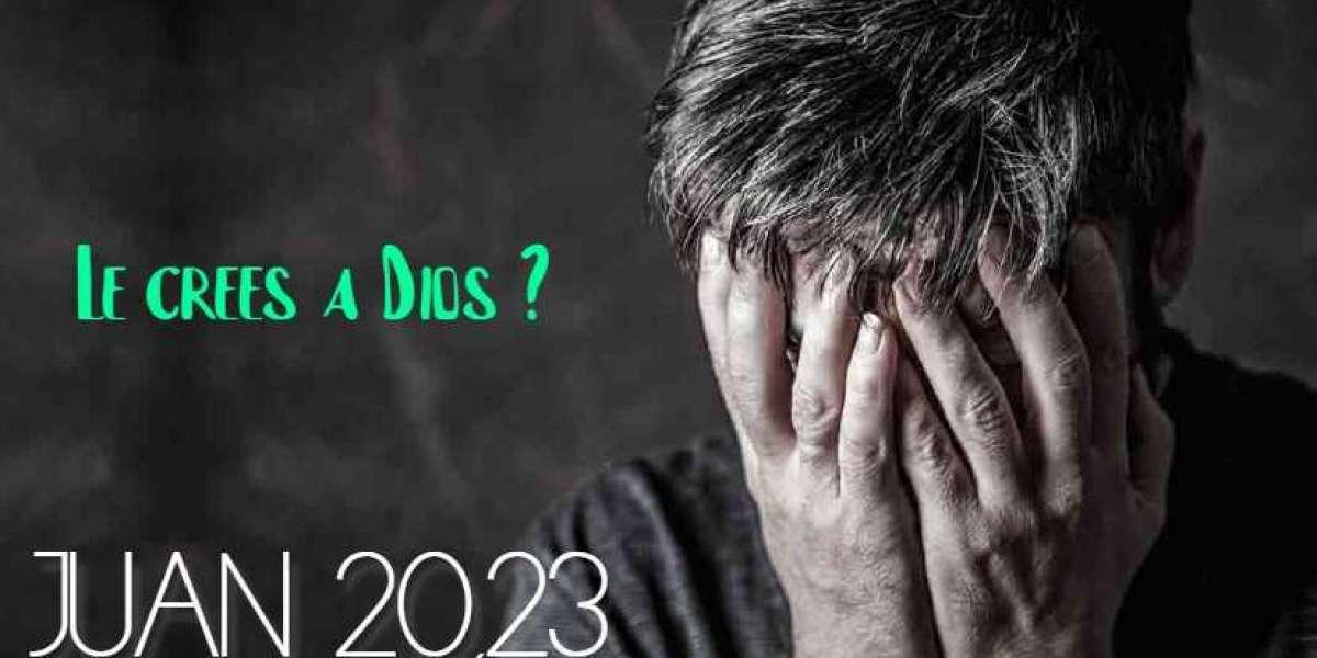 LE CREES A DIOS ?...
