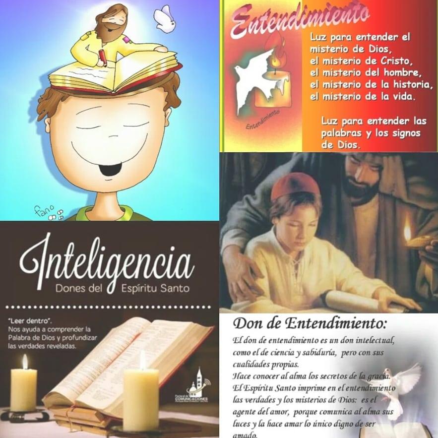 El Don de Inteligencia! Es el primero de los 7 obsequios!… #1erDonDelEspírituSanto ???????? – Cumple tu misión de vida!…