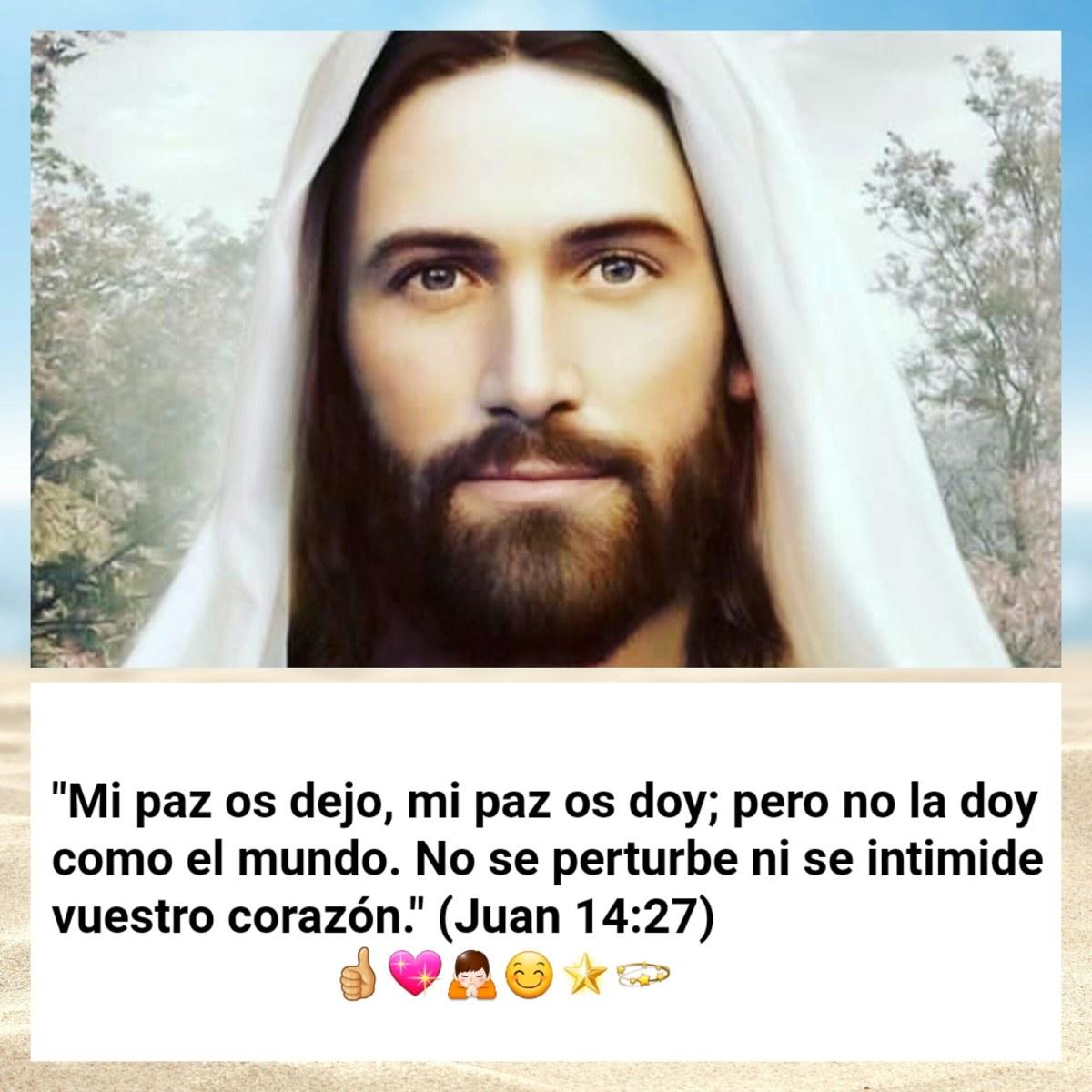 La Paz nos lleva a tener la conciencia recta delante de Dios y de los hermanos!… ?????? – Cumple tu misión de vida!…