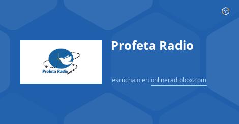 Profeta Radio en Vivo - Tlajomulco de Zúñiga, México   Online Radio Box
