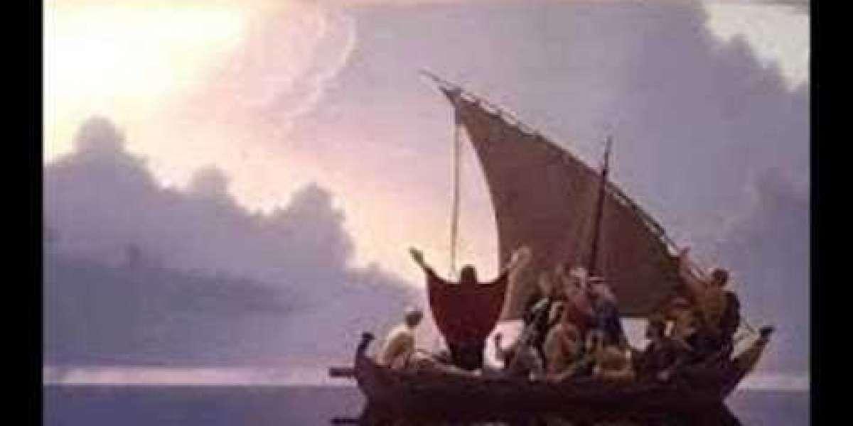 A una orden de Cristo se produce la calma