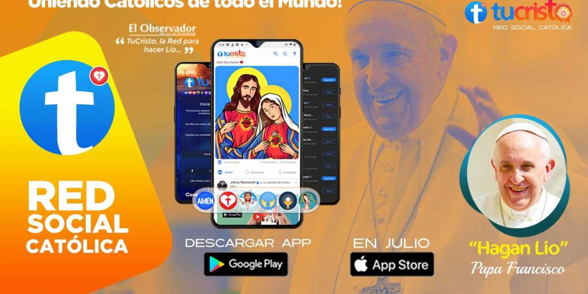 Lleva en tu móvil la app de TUCRISTO