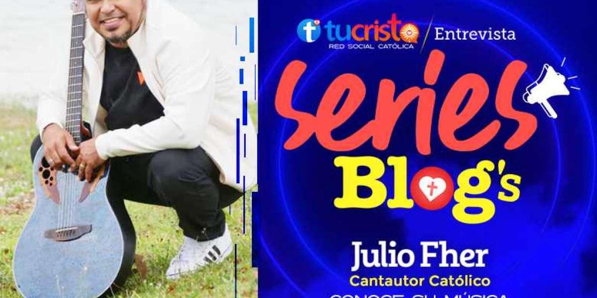 Entrevista Exclusiva al compositor Católico Julio Fher