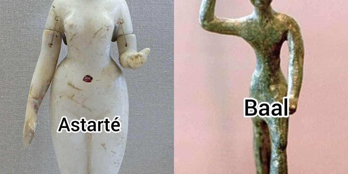 Baal y Astarté, los dioses de occidente