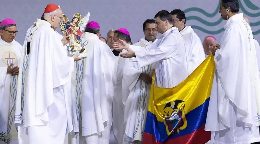 Caminos de Fe: Ya es oficial: Quito acogerá próximo Congreso Eucarístico Internacional en el año 2024
